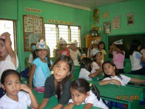 Grade IV Schoolroom