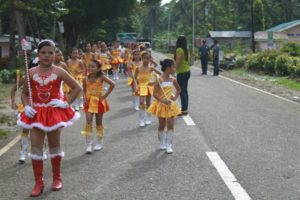 Our children in parade